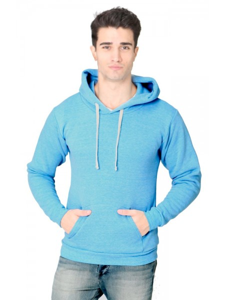 Unisex Triblend Fleece Pullover Hoody