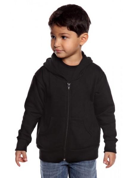 Toddler Full Zip Hooded Sweatshirt