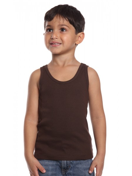 Toddler 2X1 Rib Tank