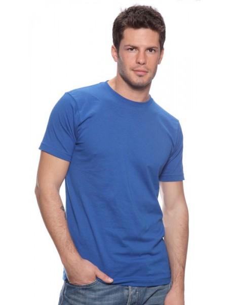 Unisex Short Sleeve Fine Jersey Tee