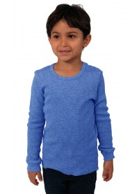 Kids 50/50 Long Sleeve Thermal