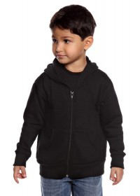 Toddler Full Zip Hooded Sweatshirt