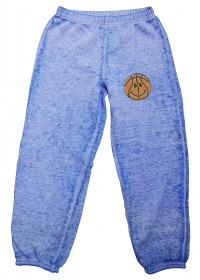 Kids Burnout Sweatpant Ball Rhinestones