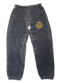 Kids Burnout Sweatpant Sunglass Rhinestones
