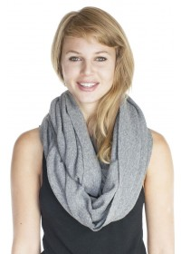 Unisex ECO Triblend Thermal Infinity Scarf