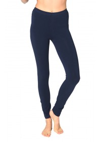 Combed Spandex Jersey Leggings