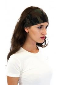 Women's Camo Headband