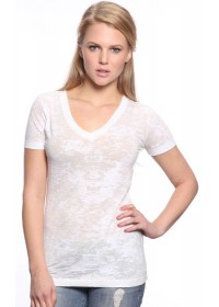 Burnout V-Neck