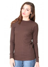 Unisex 50/50 Long Sleeve Thermal