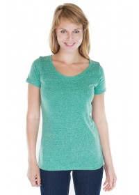Women's ECO Triblend Scoop Neck