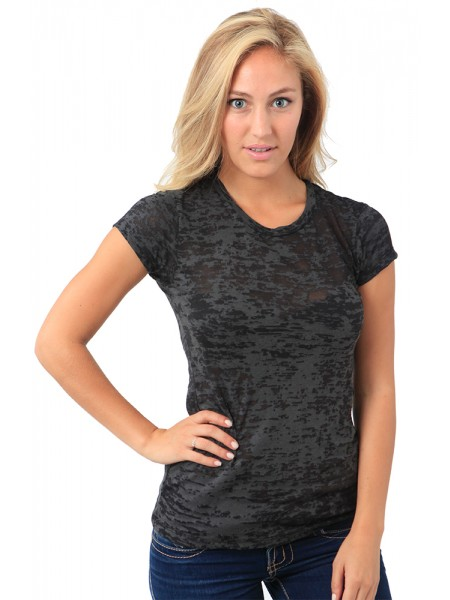 Unisex Burn Out T-Shirt